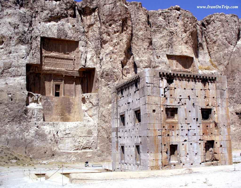 Naqsh-e Rustam Shiraz Iran