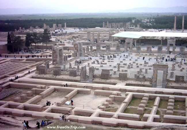 All about Persepolis in Shiraz Iran - Takht-e Jamshid