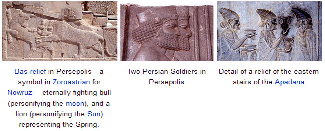 All about Persepolis in Shiraz Iran - Takht-e Jamshid