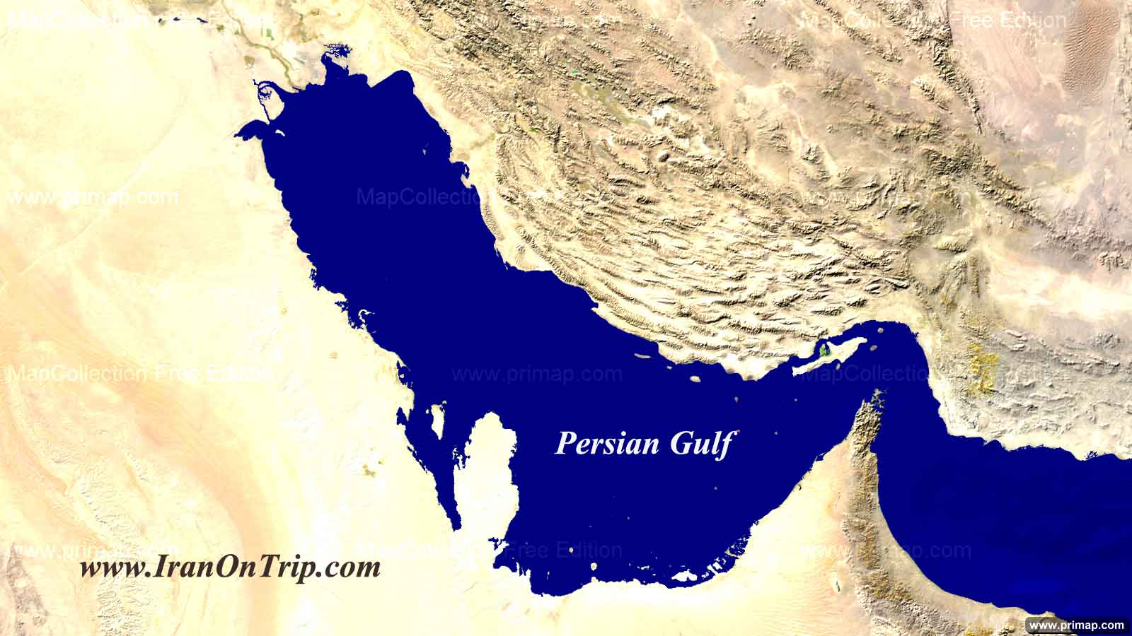 Map-Persian-Gulf-Satellite-