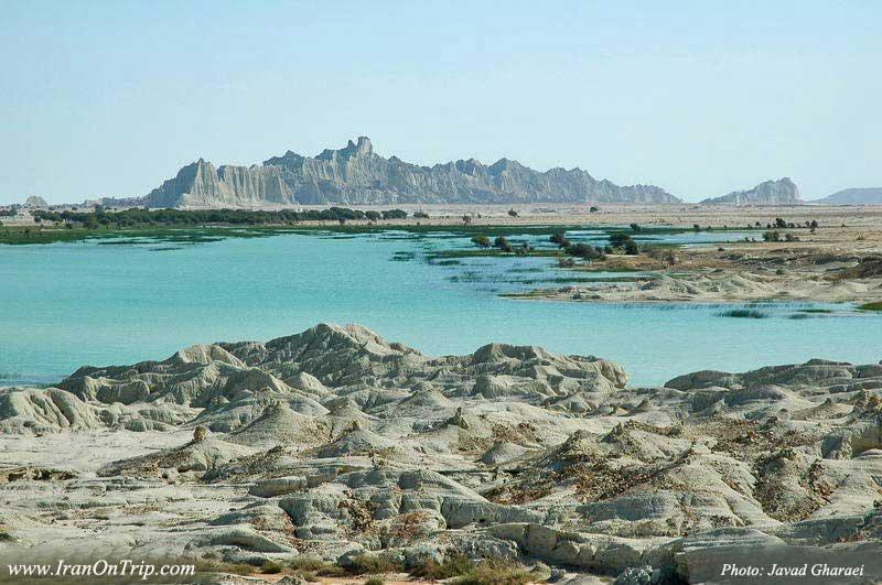 The Miniature Mountains of Sistan and Baluchistan Iran