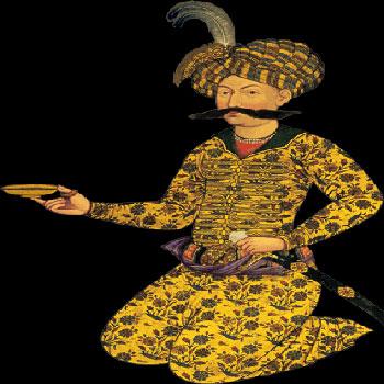 Shah Abbas of Iran