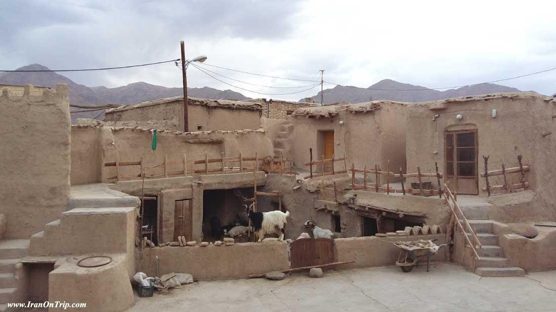Abbas-Barzegar-Tourist-Complex-Bavanat Village