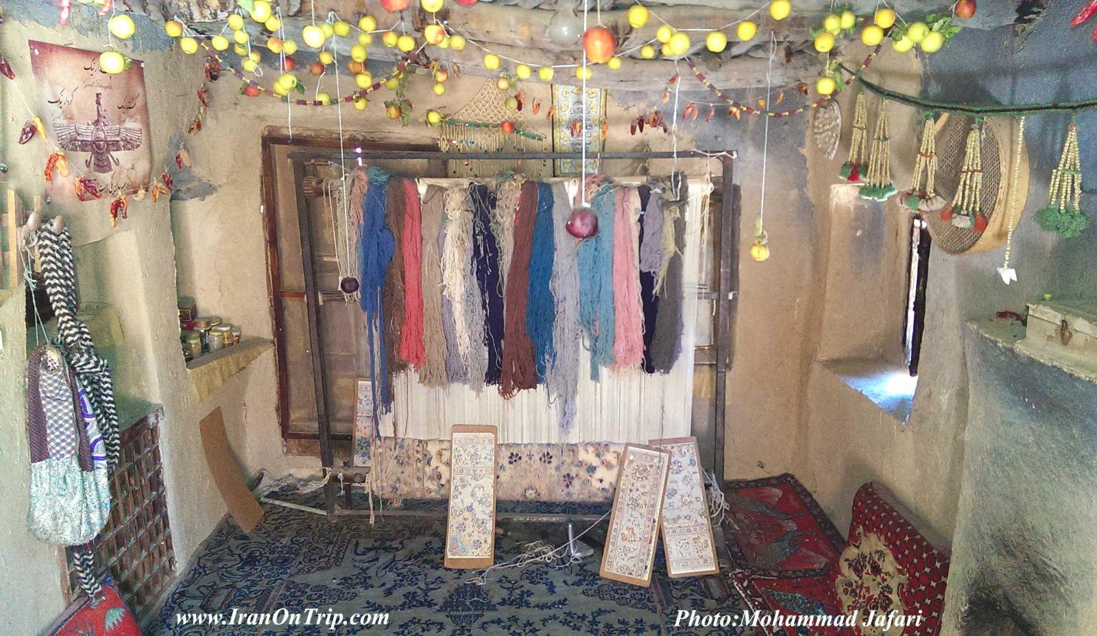 Abbas-Barzegar's-House_3-Bavanat Village