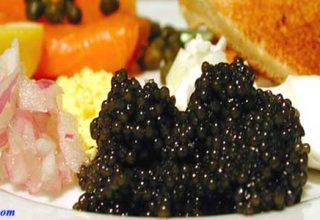 Caviar of Iran