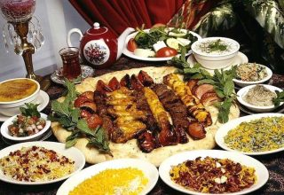 Iranian Food-Persian Cuisine-Persian Cooking