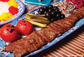 Kebab-e-Barg-Persian-Food
