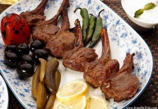 Lamb Rib Roast -Lamb Shashlik