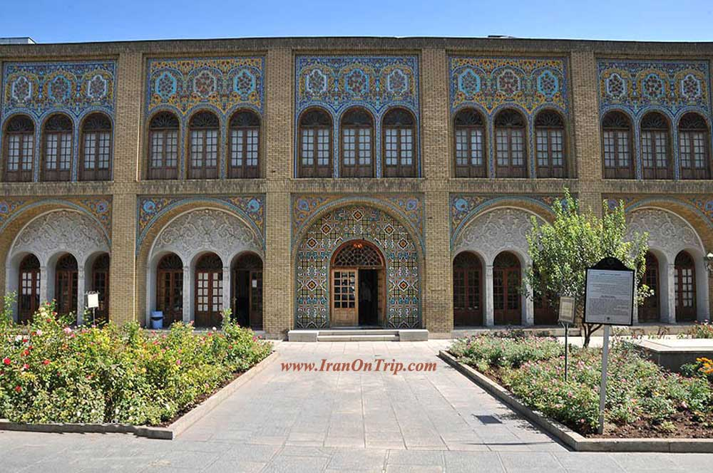 Abyaze-Palace-Golestan-palace-in-Tehran-Iran