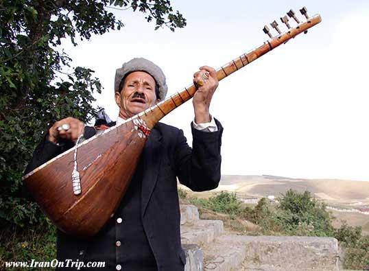 Azeri Turks Tribes