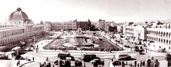 Baharestan Square