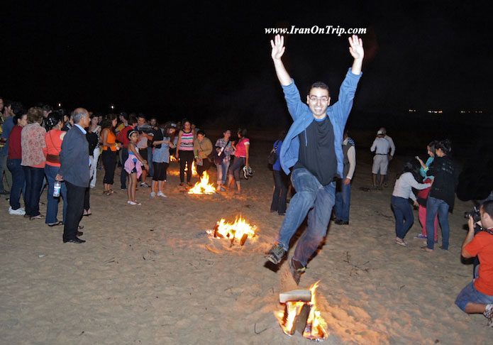 Chaharshanbe Suri - All about Nowruz in Iran and ceremony - Ceremonies of Iran