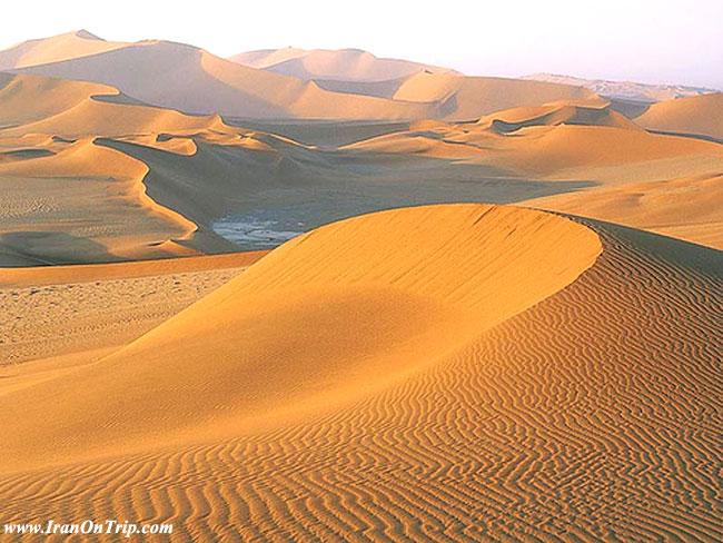 Dasht-e Lut - Emptiness Desert