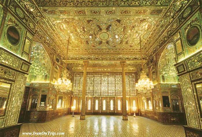 Emarat-Badgir-Golestan-Palace-Tehran-Iran