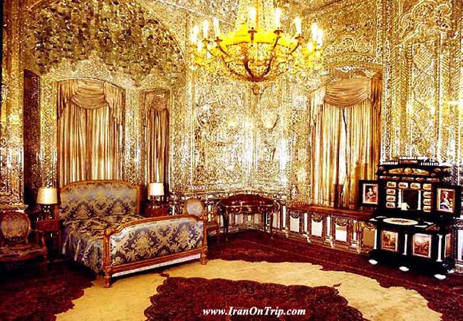 Tehran Golestan Palace Museums