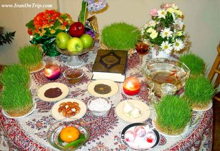 All About Nowruz in Iran - Ceremonies of Iran