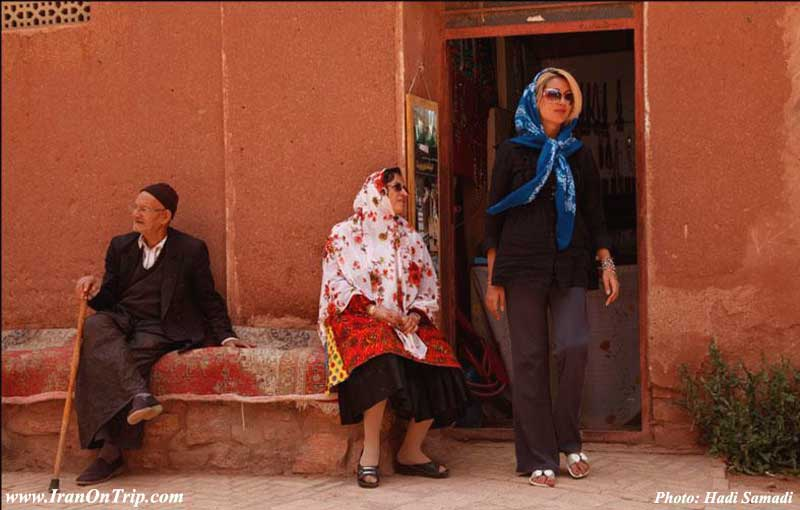 Historical Village of Abyaneh