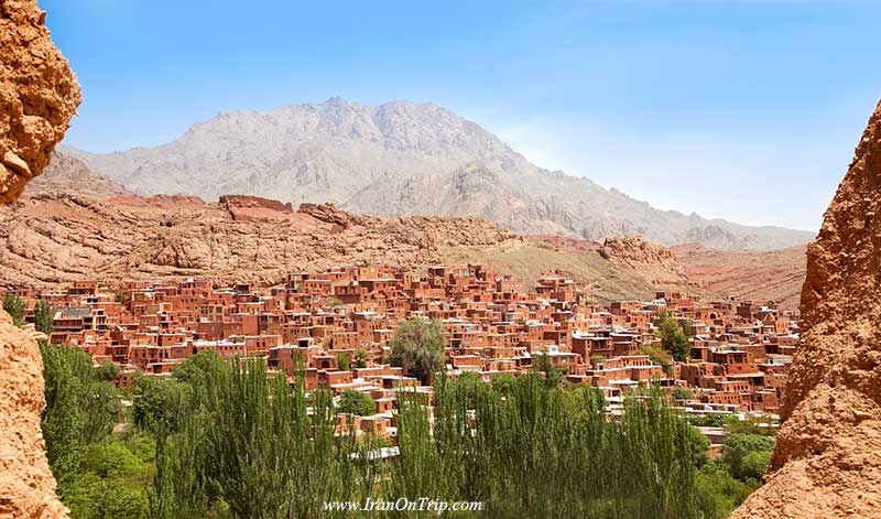 Historical-Village-of-Abyaneh-Isfahan-Iran