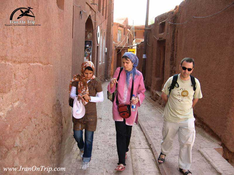 Vajeheh at Historical Village of Abyaneh