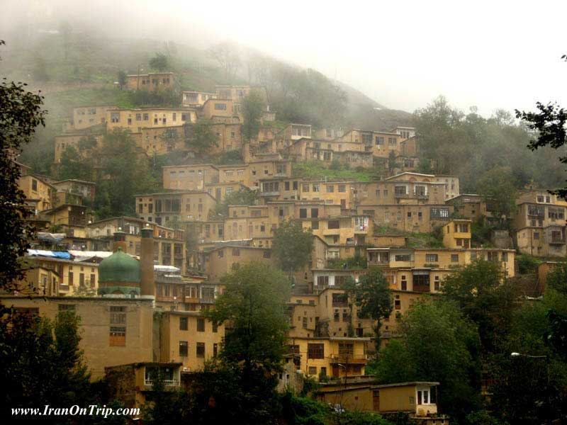 Historical village of Masouleh