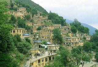 Historical village of Masouleh