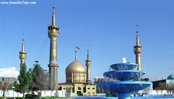 Imam Khomeini's shrine