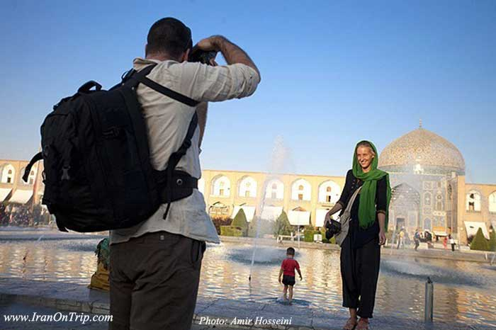 What Male Tourists can wear in Iran