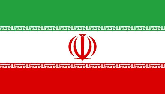 Flog of Iran
