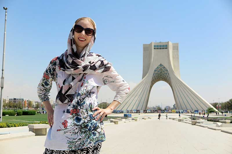 Iran Travel clothing