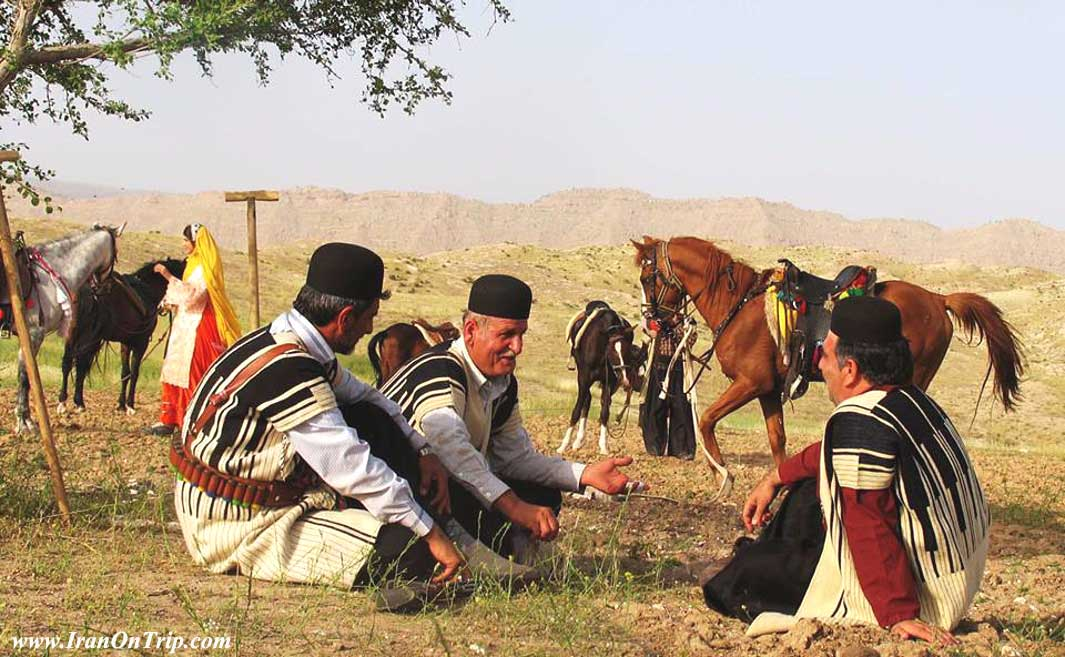 Lor & Bakhtiyari Tribe