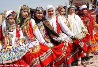 Khorasani Kurds Tribes in Iran