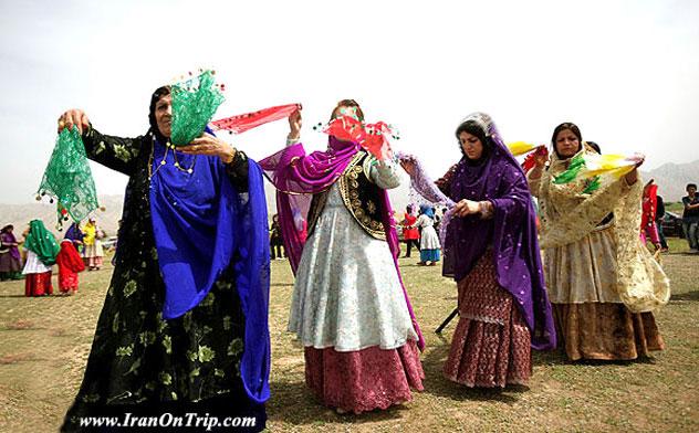 Lor-Bakhtiyari-Tribe