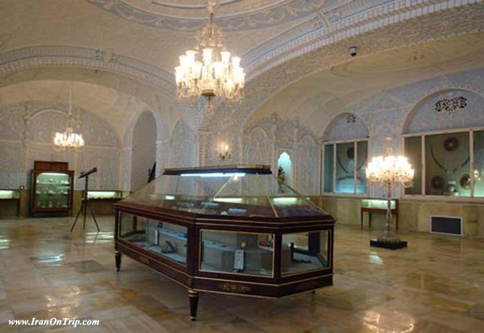 Museum-Makhsous-Golestan-Palace-Tehran-Iran