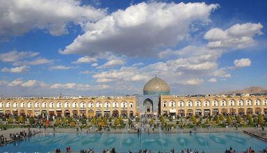 Historical Squares of Iran