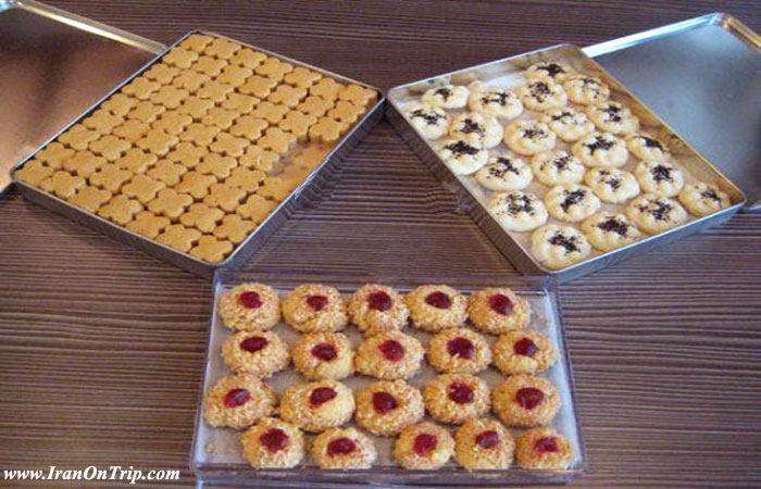 Nowruz Sweets & Dishes- All about Nowruz in Iran and ceremony - Ceremonies of Iran
