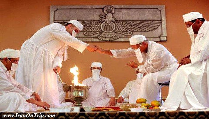 Nowruz in the Zoroastrian faith - All about Nowruz in Iran and ceremony - Ceremonies of Iran