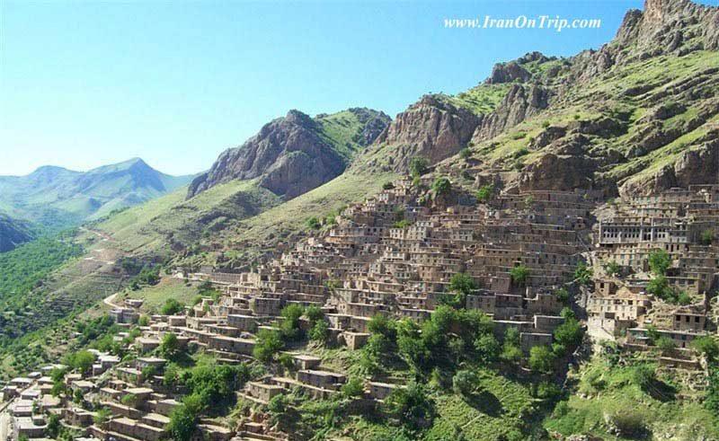Oramanat Takht Village-Kurdistan