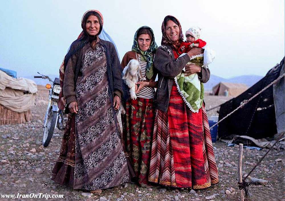 Qashqais Tribes in Iran