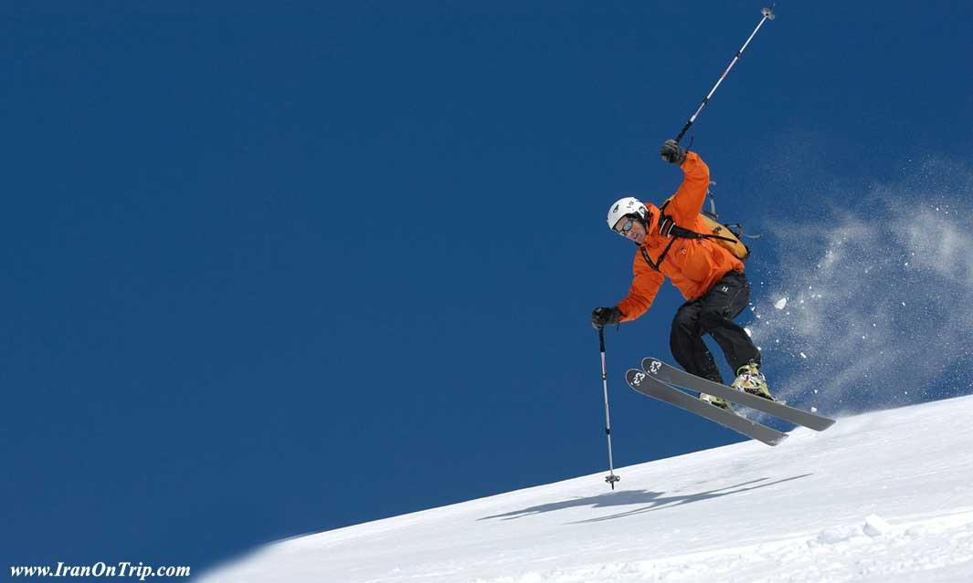 Iran Ski Pistes