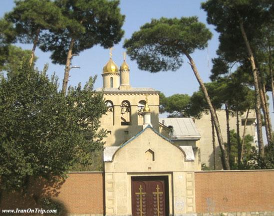 St. Nicholas Church Tehran Iran