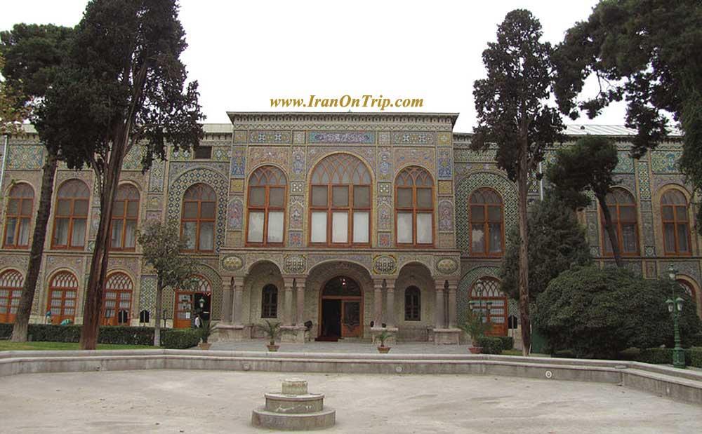 Talar-Adj-Golestan-Palace-in-Tehran-Iran