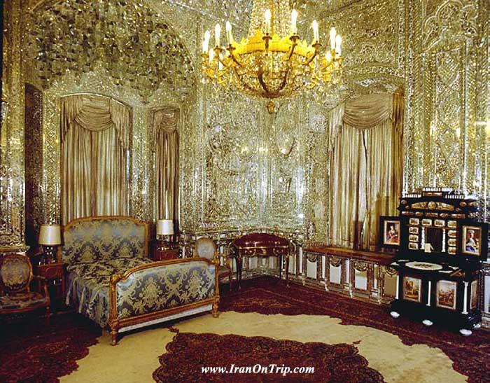 Talar-Almas-Golestan-Palace-In-Tehran-Iran