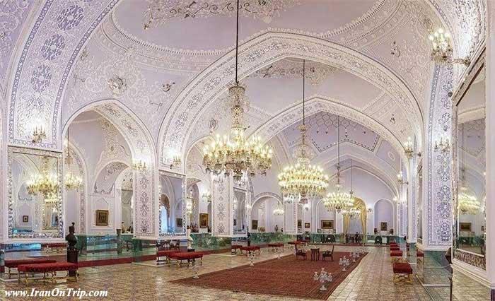 Talar-Salam-Golestan-Palace-Tehran-Iran