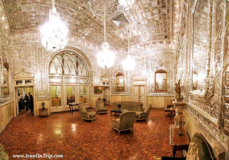 Talar-e-Aineh-Golestan-Palace-Tehran-Iran