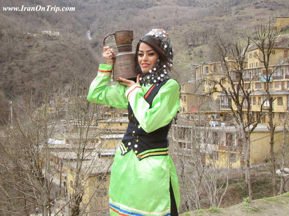 Guilaks / Talyshi / Taleshi Tribes in Iran