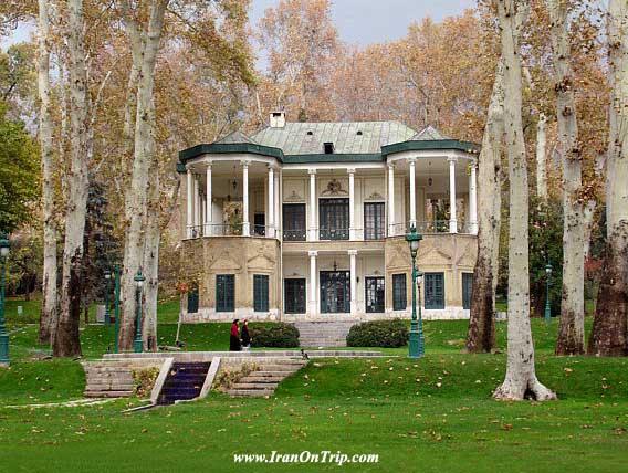 Niavaran Palace Complex in Tehran Iran
