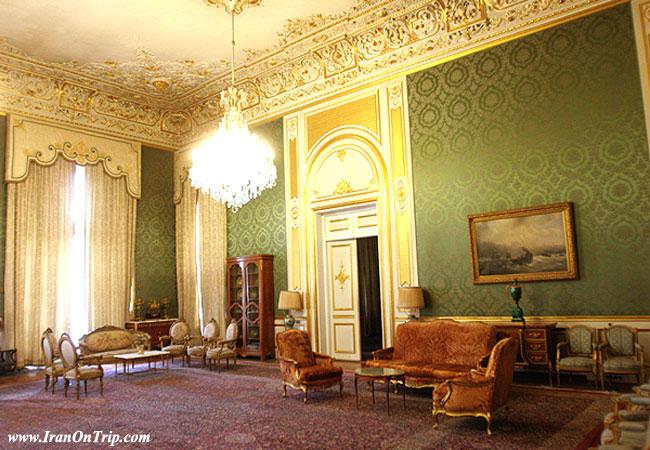 Tehran Saadabad Palace Museums
