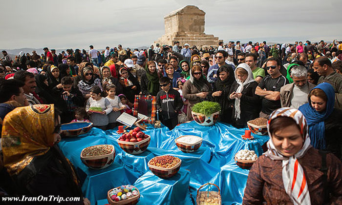 No-Rooz, The Iranian New Year at Present Times - All about Nowruz in Iran and ceremony - Ceremonies of Iran