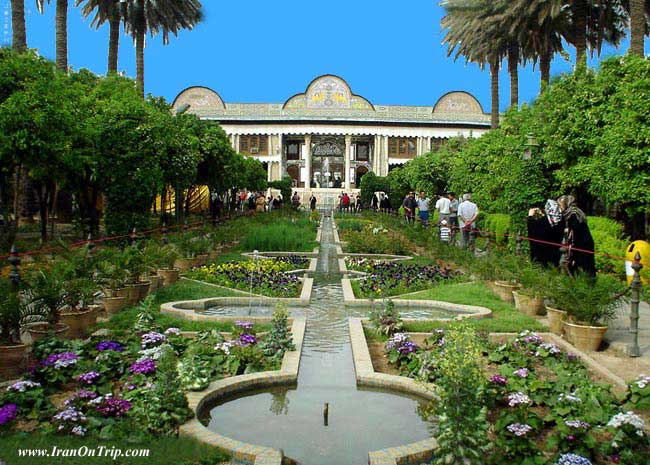 The Persian Garden Shiraz Iran