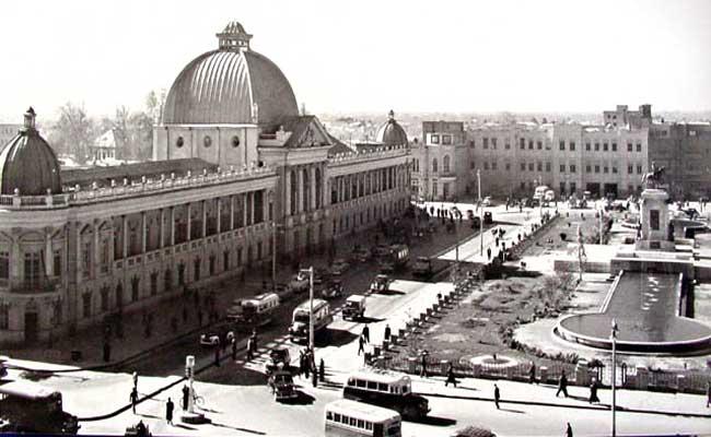 History of Tehran